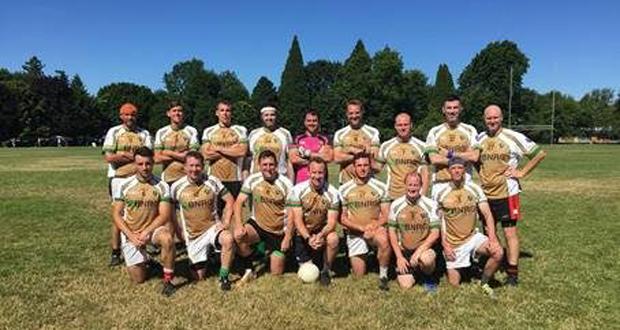 Regional Champions – Portland GAA