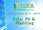 Solar PV And Planning